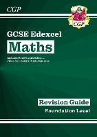 New 2021 GCSE Maths Edexcel Revision Guide: Foundation inc Online Edition, Videos & Quizzes: perfect for catch-up and the 2022 and 2023 exams (CGP GCSE Maths 9-1 Revision)