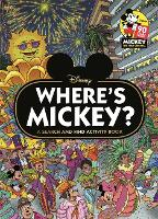 Where's Mickey? A Disney search & find activity book