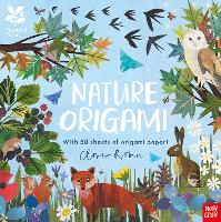 National Trust: Nature Origami: With 50 Sheets of Origami Paper!
