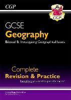 Grade 9-1 GCSE Geography Edexcel B Complete Revision & Practice (with Online Edition): ideal for catch-up and the 2022 and 2023 exams (CGP GCSE Geography 9-1 Revision)