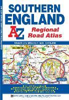 Southern England Regional Road Atlas (A-Z Regional Road Atlas): 4