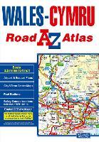 Wales Regional Road Atlas (A-Z Regional Road Atlas)