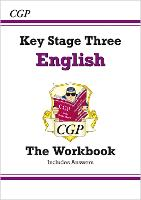 KS3 English Workbook (with answers): superb for catch-up and learning at home (CGP KS3 English)