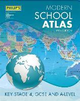 Philip's Modern School Atlas 99th Edition (Philip's World Atlas)