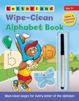 Wipe Clean Alphabet Book (Letterland): 1