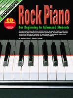 Progressive Rock Piano: CD Pack (Piano Method S.)