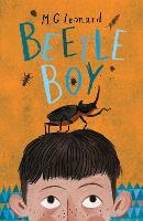 Beetle Boy (Battle of the Beetles Book 1): A Tom Fletcher Book Club pick