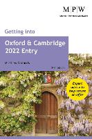 Getting into Oxford and Cambridge 2022 Entry