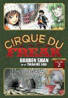 Cirque Du Freak: The Manga Omnibus Edition, Vol. 2