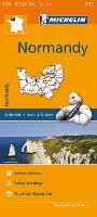 Normandy - Michelin Regional Map 513: Map (Michelin Regional Maps (513))