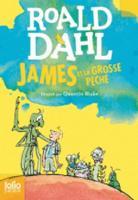 James Et La Grosse Peche (Folio Junior)